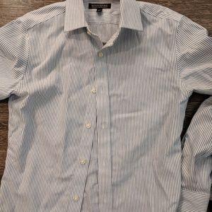Banana republic xs tailored dress shirt slim fit